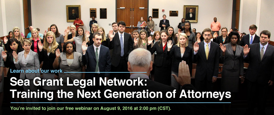 SGLN: Training the Next Generation of Attorneys